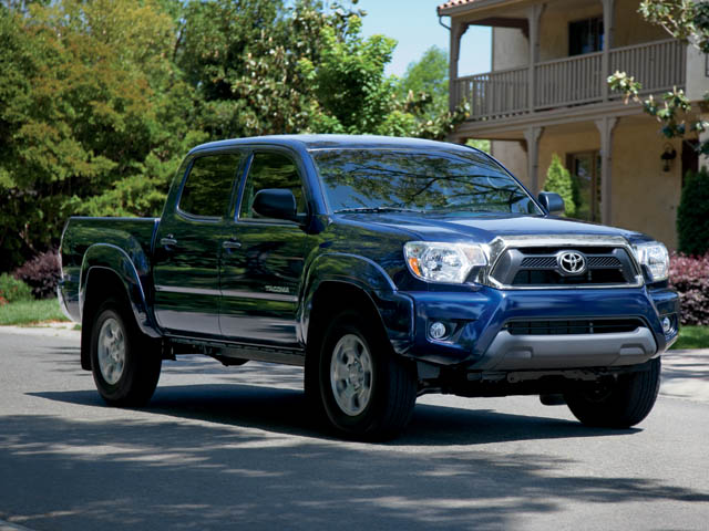 2012 Tacoma Double Cab Nautical Blue Metallic