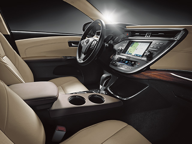2013 Avalon Limited Interior