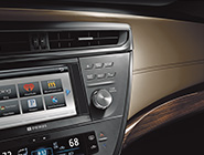 2014 Avalon Limited Interior