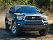 2014 Tacoma 4X4 Double Cab V6 in Nautical Blue Metallic