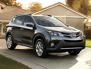 2014 RAV4 in Halftone