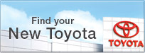 Find the Toyota That's Right For You