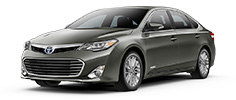 2015 Avalon Hybrid Limited