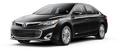 Avalon Hybrid XLE Premium 2014