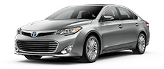 2014 Avalon Hybrid XLE Touring