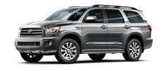 2014 Sequoia Platinum