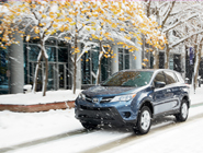 2014 RAV4 LE in Shoreline Blue