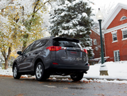 2014 RAV4 XLE en Magnetic Gray Metallic
