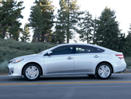 2014 Avalon Premium in Silver