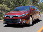 2014 Avalon Touring in Red
