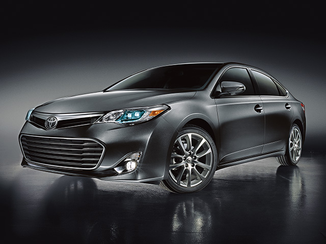 2013 Avalon Limited