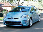 2014 Prius in Sea Glass Pearl