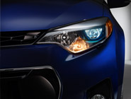 2014 Corolla - LED Headlamps