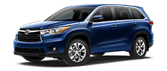 2015 Highlander LE Plus