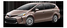 Prius v Three 2014