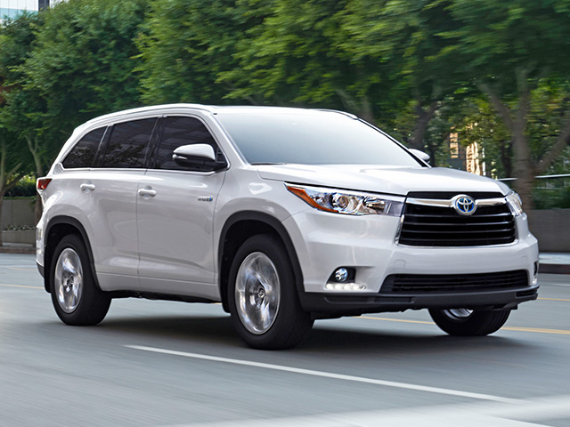 2014 Highlander Hybrid Limited