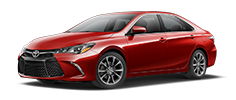 2015 Camry XSE
