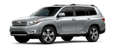 2015 Highlander Limited
