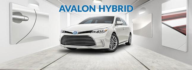 Avalon Hybrid