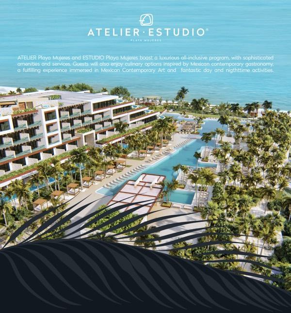 ATELIER · ESTUDIO Playa Mujeres