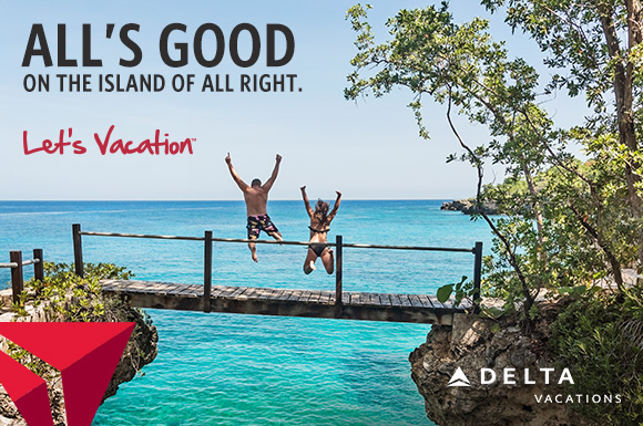 Kids stay free, up to 65% off rooms, instant savings + more to Jamaica.