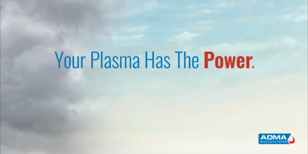 Your Plasma Has The Power!