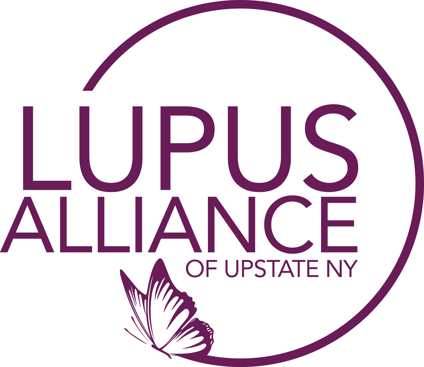 Lupus Alliance of Upstate New York logo