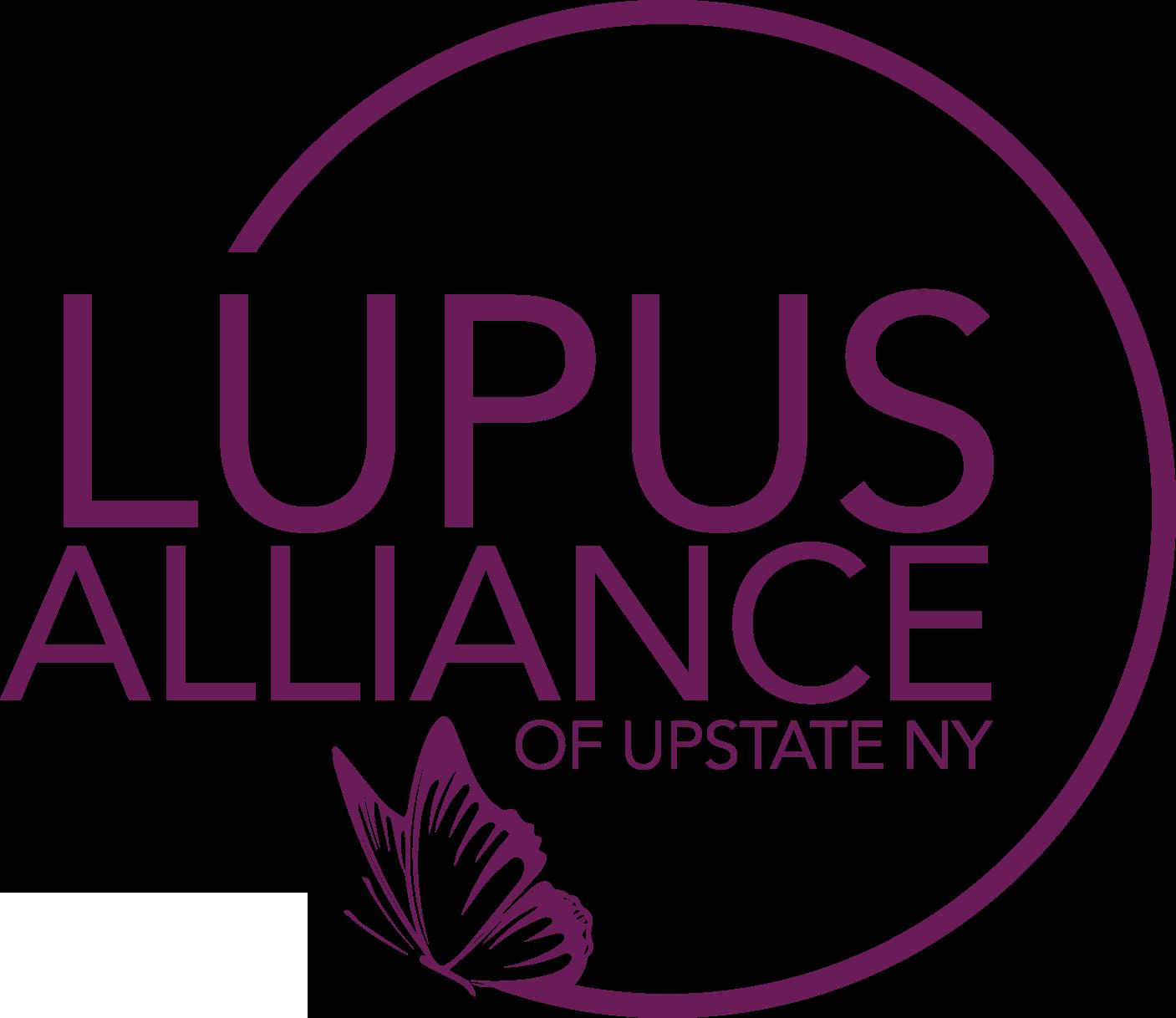 Lupus Alliance of Upstate New York logo