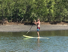 Mangrove Kayak Tour or SUP Tour