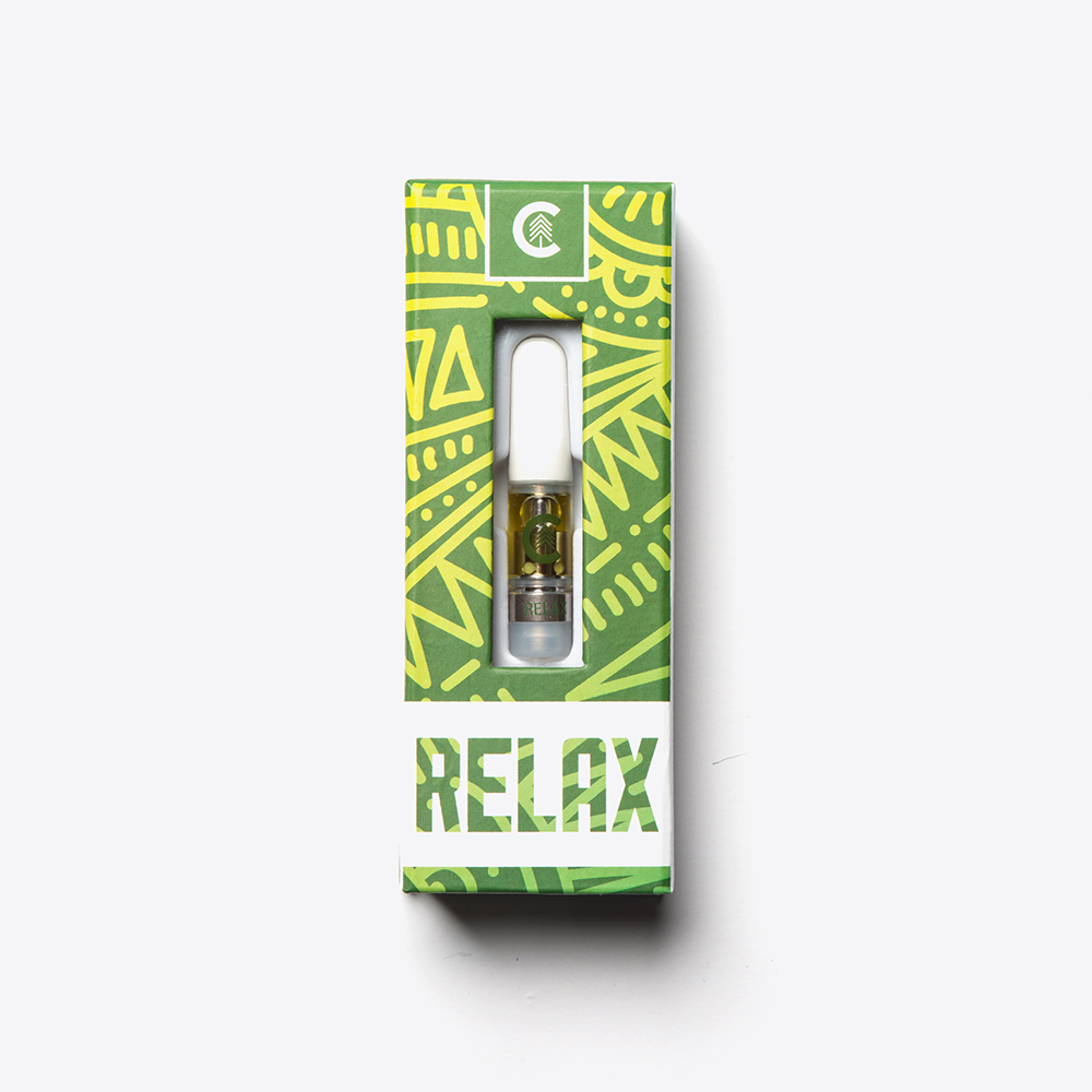 Relax Cartridge