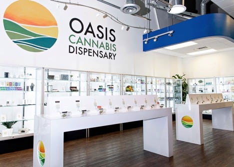 Oasis Cannabis Dispensary