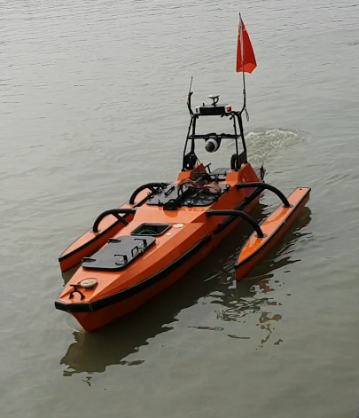 ASV in water