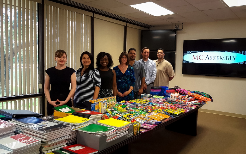 Brevard County Supply Zone for Teachers