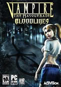 Vampire: The Masquerade - Bloodlines Similar Games System Requirements