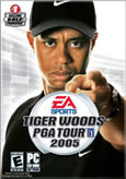 Tiger Woods PGA Tour 2005 System Requirements