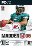 Madden NFL 06 System Requirements
