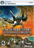 Supreme Commander: Forged Alliance System Requirements