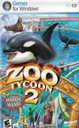 Zoo Tycoon 2: Marine Mania System Requirements