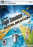 Microsoft Flight Simulator X: Acceleration System Requirements