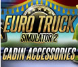 Euro Truck Simulator 2 - Cabin Accessories System Requirements