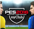 Pro Evolution Soccer 2016 myClub System Requirements