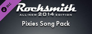 Rocksmith 2014 – Pixies Song Pack System Requirements