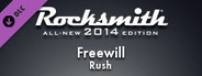 Rocksmith 2014 – Rush Song Pack II System Requirements