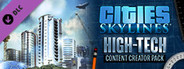 Cities: Skylines - Content Creator Pack: High-Tech Buildings System Requirements