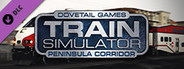 Train Simulator: Peninsula Corridor: San Francisco - San Jose Route Add-On