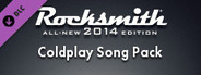 Rocksmith 2014 - Remastered -Coldplay Song Pack System Requirements