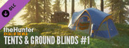theHunter: Call of the Wild Tents and Ground Blinds