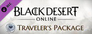 Black Desert Online - Traveler's Package