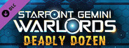 Starpoint Gemini Warlords: Deadly Dozen System Requirements