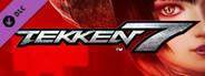 Tekken 7 Eliza Character